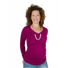 Momzelle Nursing Top, RACHEL