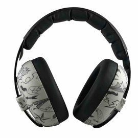 Baby Banz Graffiti Mini Earmuffs, 0-2 years