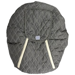 Slate Grey Car Seat Cover