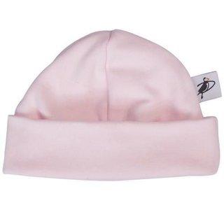 Pink Organic Beanie