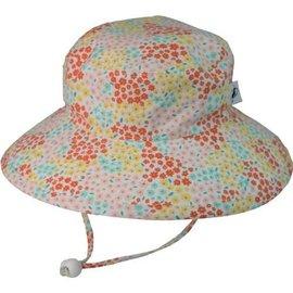 Puffin Gear Pink Meadow Sunbaby Hat