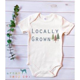 Locally Grown Organic T