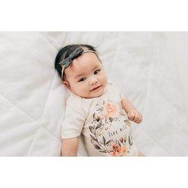 Live Wild Organic Baby Bodysuit