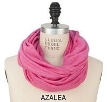 Azalea Linen Nursing Scarf