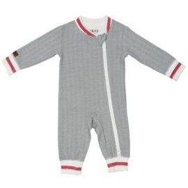 Juddlies Driftwood Grey Cottage Playsuit