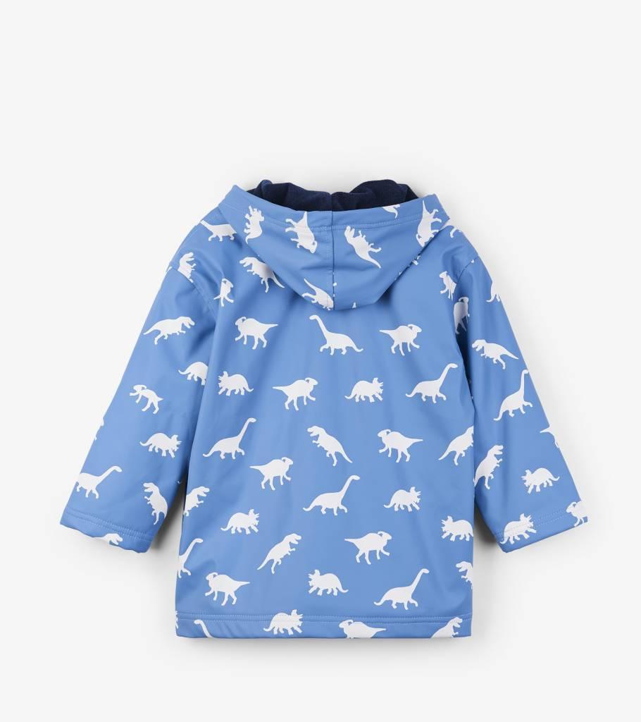 e681000cc877b Hatley Colour Changing Silhouette Dinos Raincoat · Hatley Colour Changing  Silhouette Dinos Raincoat