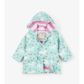 Hatley Galloping Horses Baby Raincoat