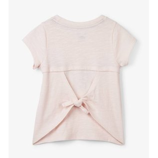 Hatley Dolled Up Butterfly Tie Back Tee