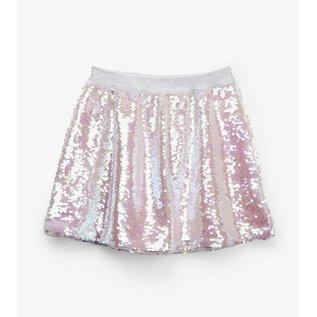 Hatley Opalescent Sequin Skirt