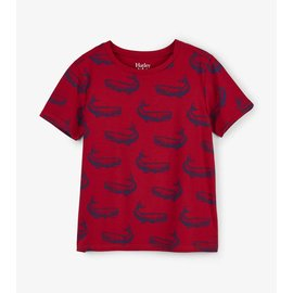 Hatley Whale Pod Graphic Tee