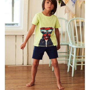 Hatley Hip City Pup Graphic Tee