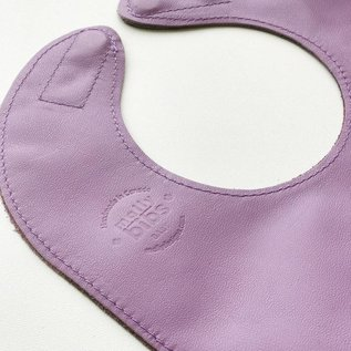 Mally Bibs Bunny Leather Bib