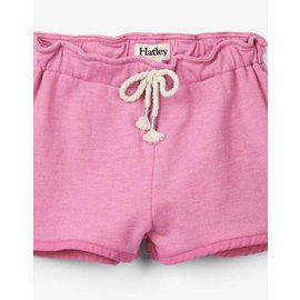 Hatley Pink French Terry Adventure Shorts