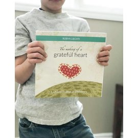 The Making of a Grateful Heart Journal
