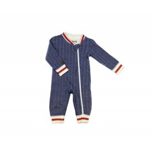 Juddlies Lake Blue Cottage Playsuit