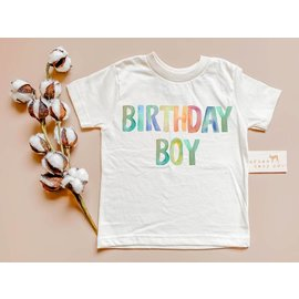 Urban Baby Co. Birthday Boy Organic Tee