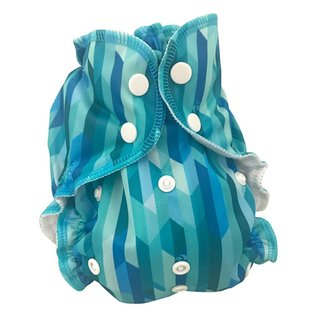 AppleCheeks Ice Breaker One-Size Diaper Cover