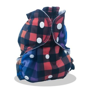 AppleCheeks Hip To Be Square One-Size Diaper Cover