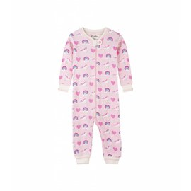 Hatley Unicorns and Rainbows Organic Cotton Coverall