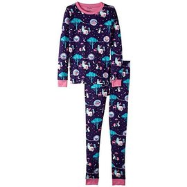 Hatley Organic Enchanted Tea Party PJ Set