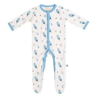 Kyte Baby Cuddle Bamboo Footie