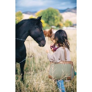 Little Unicorn Manifest Weekender, Olive
