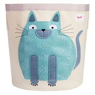 3 Sprouts Toy Bin, Cat