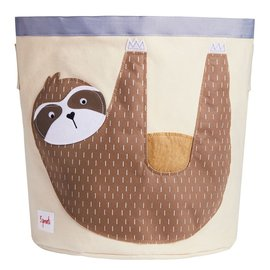3 Sprouts Toy Bin, Sloth