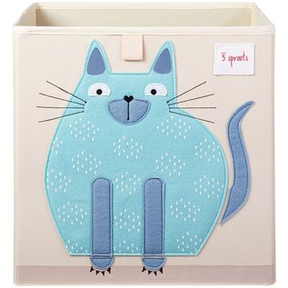 3 Sprouts Storage Box, Cat
