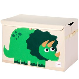 3 Sprouts Toy Chest, Dino
