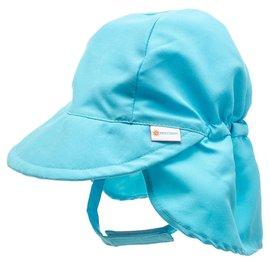 NoZone Light Blue Baby Flap Sun Hat
