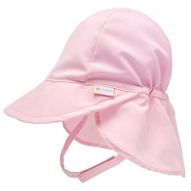 NoZone Light Pink Baby Flap Sun Hat