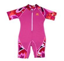 Fuchsia/Brandi Kids Ultimate One-Piece Sun Protective Swim Suit