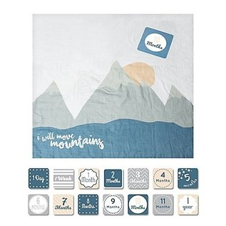 Lulujo Milestone Set, Move Mountains