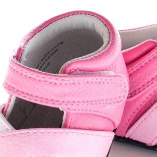 Jack & Lily ELISHA Criss Cross Pink Melon