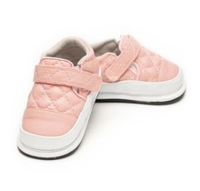 Cassie Quilted Pink Slip On My Mocs