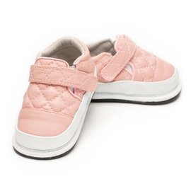 Jack & Lily Cassie Quilted Pink Slip On My Mocs