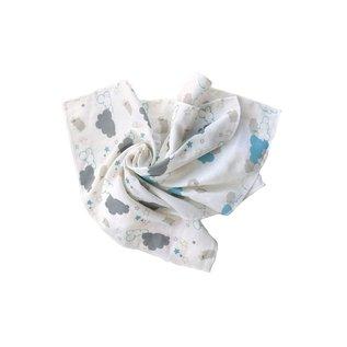Nest Designs Sleep Sheep Bamboo Wash Cloth Set, 6 pack