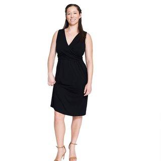 OLIVIA, Nursing Dress, Black