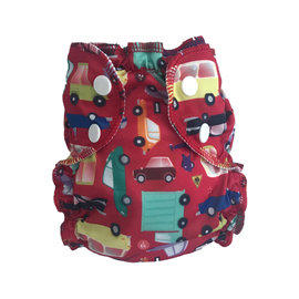 AppleCheeks Swim Diaper, I Car!