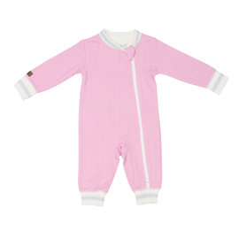 Juddlies Sunset Pink Cottage Playsuit