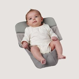 ERGObaby Grey Ergo Easy Snug Infant Insert