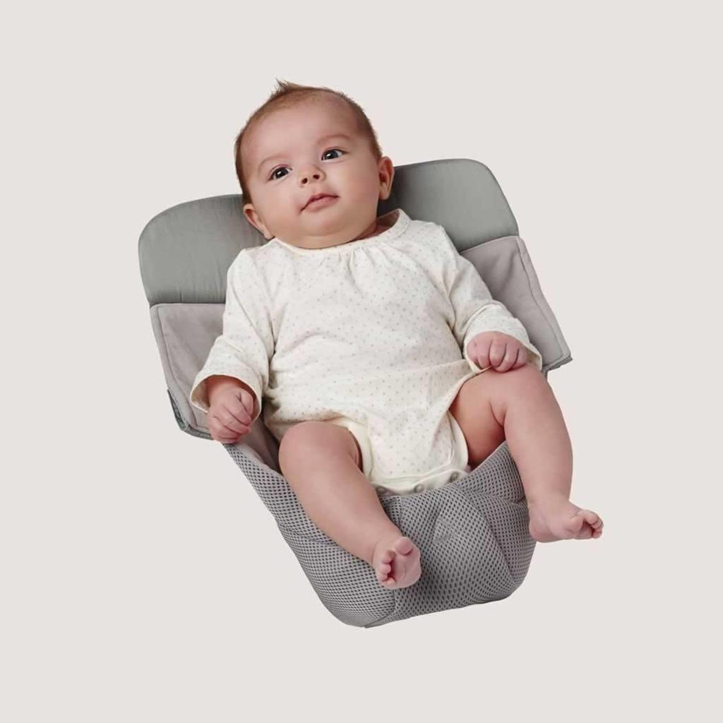 Grey Ergo Easy Snug Infant Insert