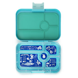 Yumbox Antibes Blue 5 Compartment Tapas Yumbox