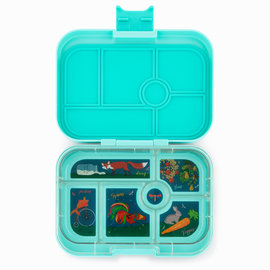 Yumbox Mystic Aqua Original 6 Compartment Yumbox