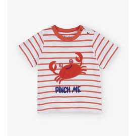 Hatley Silly Crustacean Baby T