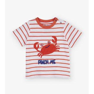 Hatley Silly Crustacean Baby T