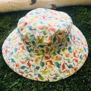 Puffin Gear Gathering Dinos Sunbaby Hat