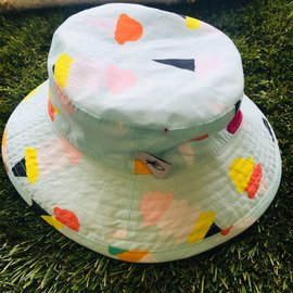 Puffin Gear Mint Ice Cream Sunbaby Hat