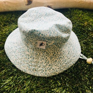 Puffin Gear Aqua Vine Sunbaby Hat